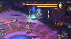 龙之谷手游沙龙巢穴月光飞艇boss视频 boss打法攻略