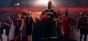 最强NBA宣传片终极版 呈现篮球巅峰对决
