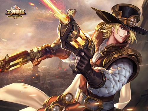 王者荣耀马克波罗露娜重新上线 王者荣耀体验服12月3日更新公告