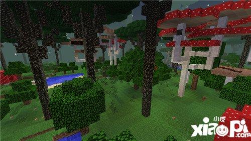 我的世界暮色森林独特生物群系盘点 暮色森林独特景观