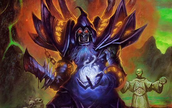炉石传说OTK魔块术卡组推荐 炉石传说术士卡组推荐