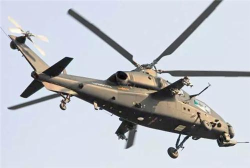 荒野行动将推新直升机 大国重器武直10