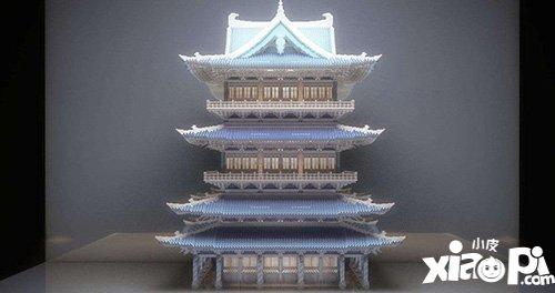 我的世界国内外玩家神级建筑盘点 有对比才有进步