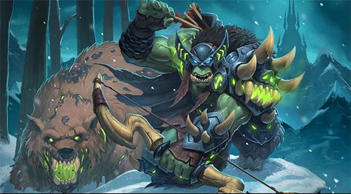 炉石传说恶毒召唤猎 炉石传说狗头人猎人卡组推荐