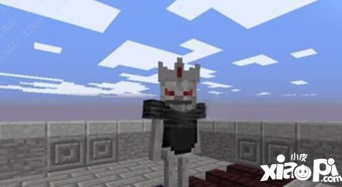我的世界超级战墙骷髅打法 我的世界超级战墙骷髅怎么玩