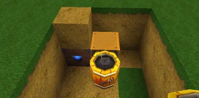 迷你世界耕地陷阱制作方法 耕地陷阱怎么做