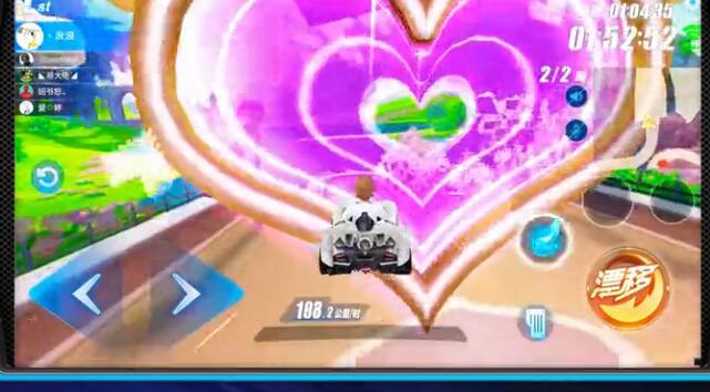 QQ飞车手游我们恋爱吧赛道解析 我们恋爱吧教学视频