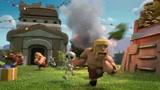 部落冲突动画 可爱的建筑工人回来了!