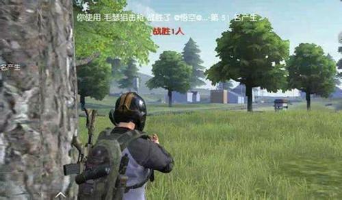 荒野行动狙击大作战玩法视频 我能吃鸡的