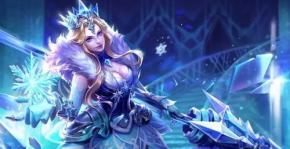 王者荣耀冰冠女神怎么得 冰冠女神雅典娜获得方法