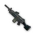 绝地求生全军出击M249属性图鉴