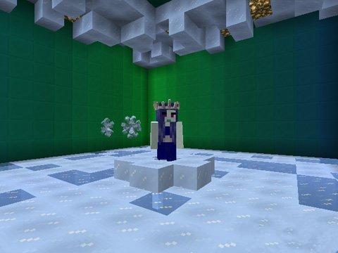 我的世界冰雪女王怎么打 我的世界冰雪女王打法攻略