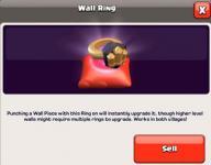 部落冲突城墙指环有什么用 部落冲突城墙指环作用详解