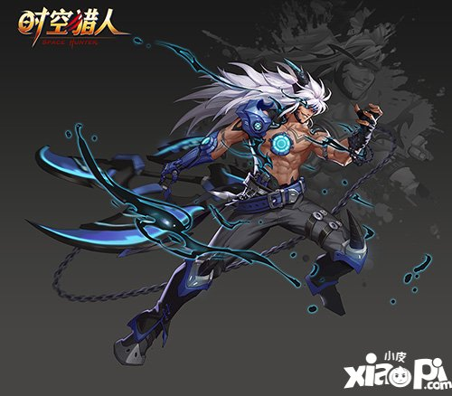 时空猎人影武者黑龙觉醒 超炫技能实力圈粉
