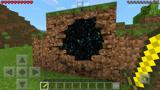 我的世界视频教学 制作虫洞空间