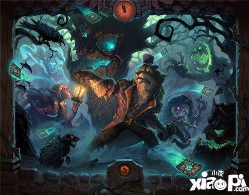 炉石传说2018新版本女巫森林正式公布 新卡4月上线