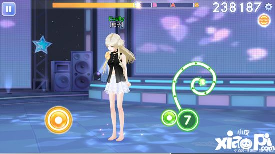 qq炫舞手游评测:一款能跳舞的节奏大师