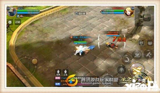 龙之谷手游黑暗复仇者连击技巧 天梯如何打出连击