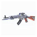 钛金AK47