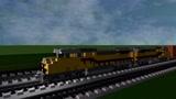 我的世界动画视频 满载的货运火车