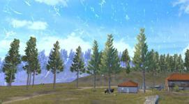 绝地求生刺激战场游戏内最美风景大赛 记录美好时光
