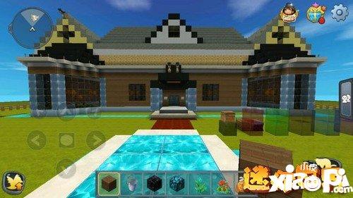 迷你世界房子图片大全 迷你世界房子设计图一览图片