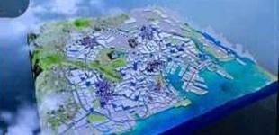 荒野行动新地图曝光 现代化都市一览