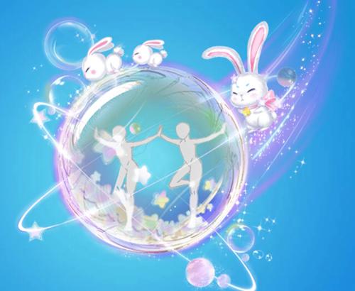 QQ炫舞手游铃铛兔欣赏 铃铛兔一览