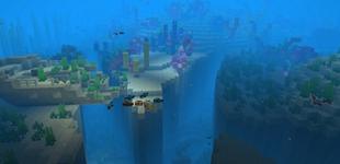 我的世界是时候发布水域更新的预发布版本了!