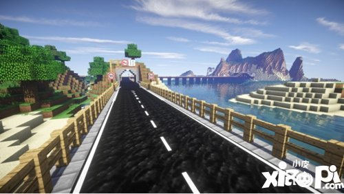 我的世界城市道路工程一览 城市发展的基石