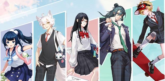 来一场校园邂逅 决战平安京开学季互动故事正式上线
