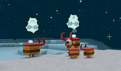 迷你世界萌眼星怪物怎么合体 萌眼星怪物合体攻略