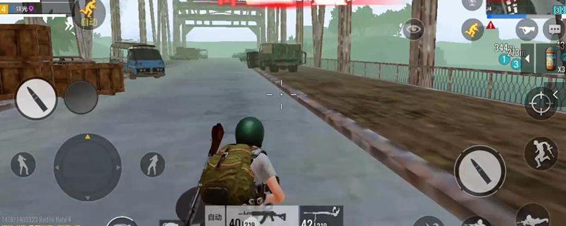 绝地求生刺激战场雨林怎么堵桥