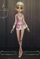 第五人格舞女芭蕾木偶时装图鉴