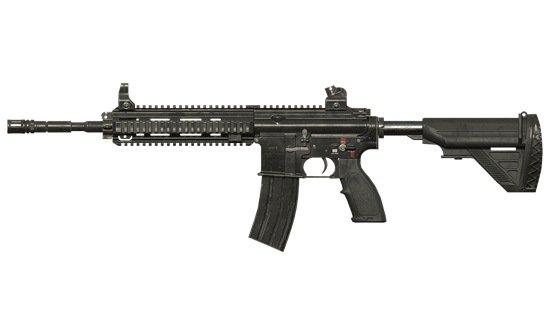 绝地求生刺激战场M416最佳配件怎么选择 M416最佳配件推荐