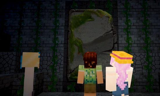 我的世界方块学园方块侦探社第32集 荒岛冒险记中