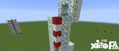 我的世界飞行电梯制作步骤 红石电梯怎么制作
