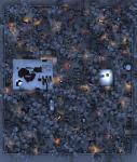 第五人格雪地军工厂地图平面图详解
