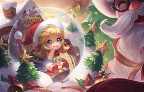 王者荣耀蔡文姬奇迹圣诞皮肤欣赏 奇迹圣诞特效一览