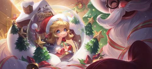 王者荣耀奇迹圣诞什么时候出