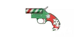 绝地求生刺激战场圣诞信号枪怎么得