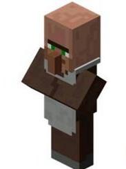 我的世界铁匠村民详情