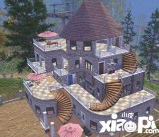 明日之后六级庄园设计图 别墅蓝图一览