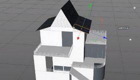 明日之后5级庄园设计图:好看的陷阱房子建筑视频