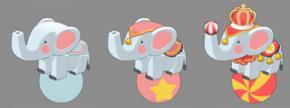 迷你世界小白象吃什么