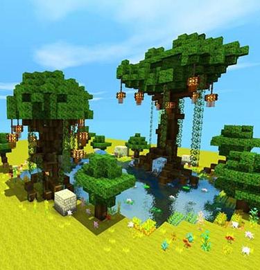 迷你世界为绿色家园而战 迷你勇士来袭