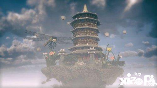 我的世界织梦者梦想 造梦工厂四大场景