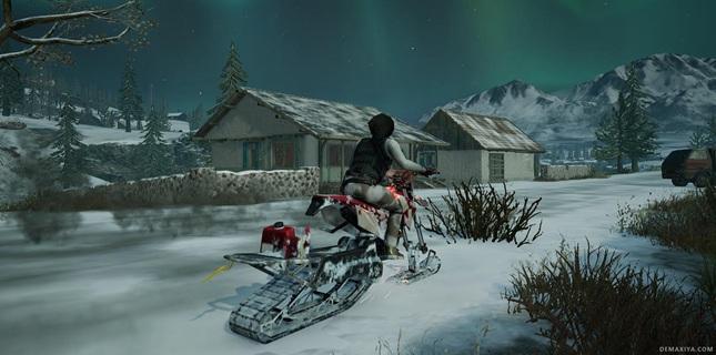 绝地求生刺激战场摩托车使用解析