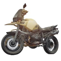 和平精英摩托车介绍