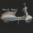 和平精英小型摩托车性能介绍